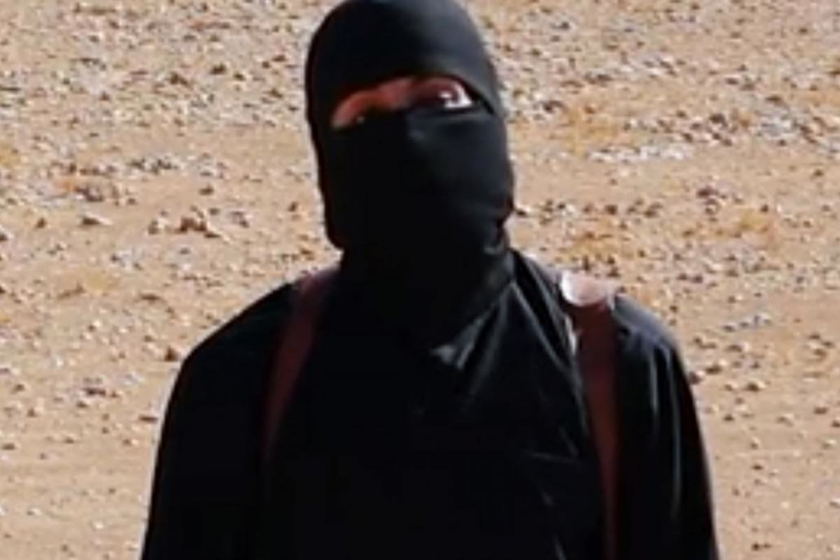 UNILAD Jihadi John 282976 1200x800 Infamous British Isis Fighter Jihadi John Killed By Drone Strike