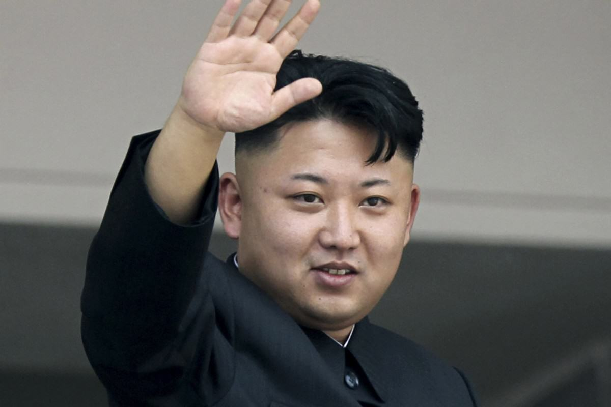 This Is Why Brits Shouldnt Lecture Americans On Gun Control UNILAD Kim Jong un 01294681 1200x800