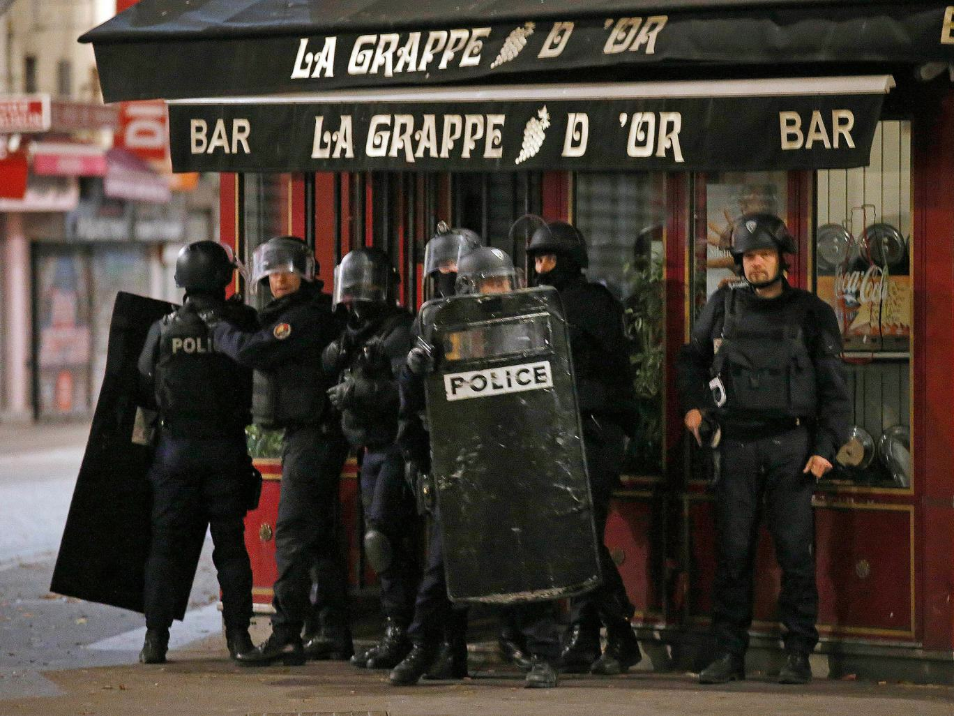 UNILAD Saint Denis raid 56200 St Denis Raids Just In Time To Prevent Operation By Terrorists