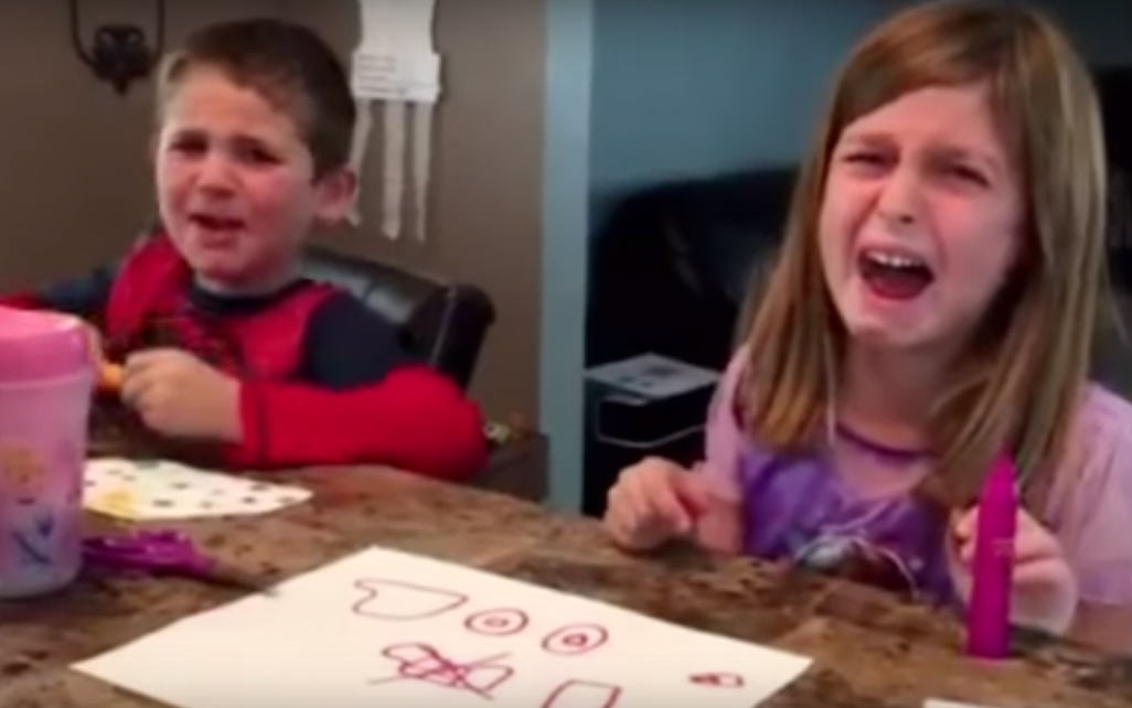 UNILAD Untitled 124482 Parents Tell Kids They Ate All Their Halloween Sweets, Results Are Hilarious