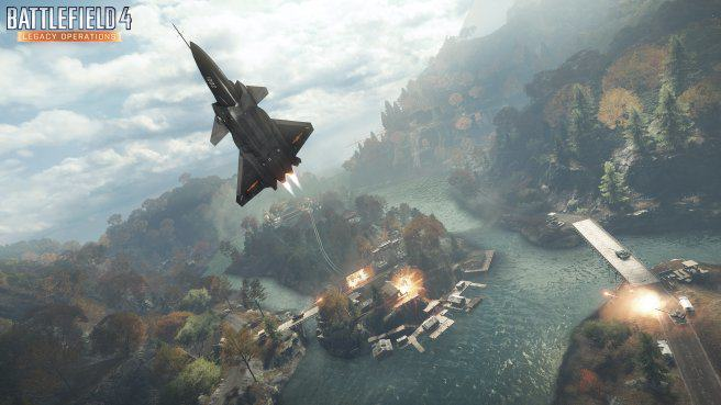 Battlefield 2 Map Coming To Battlefield 4 In Free DLC UNILAD battlefield 4 legacy operations dragon valley 214783