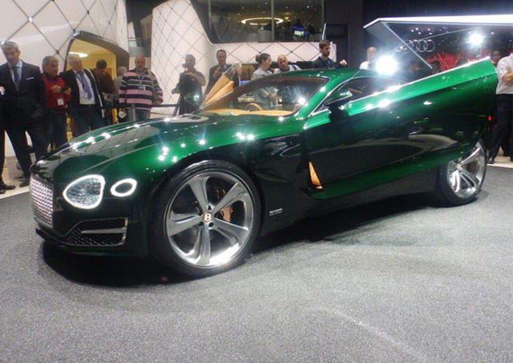 UNILAD car367026 Bentley Are Building Two Supercars And They Look Incredible