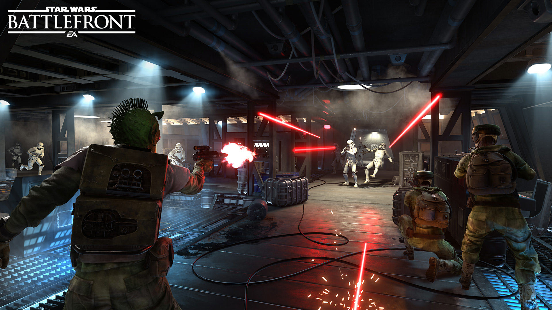 Star Wars Battlefront DLC Will Include New Universes, Weapons And More UNILAD featuredImage.img 40485