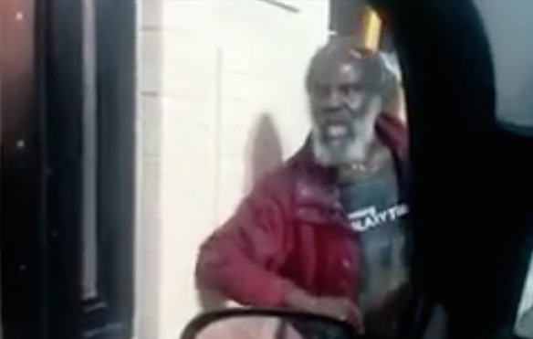 UNILAD hml179532 Viral Video Prompts Calls For McDonalds Worker To Be Fired