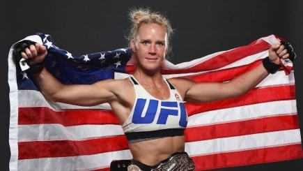 UNILAD holly holmchamp76032 Holly Holm Proves How Much Of A Class Act She Is Following Rousey Domination
