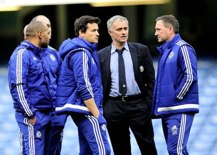 Jose Mourinho Is Chelseas Special One, And The Fans Know It UNILAD jose the best11410