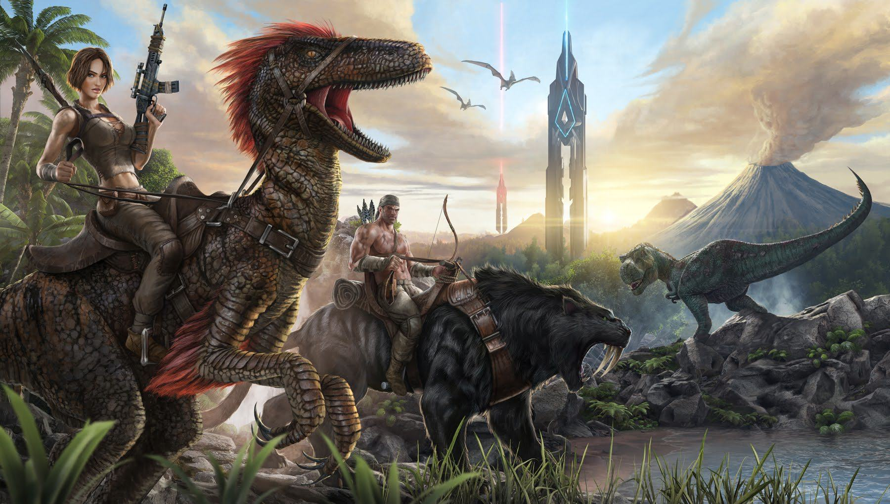 UNILAD maxresdefault72307 Ark: Survival Evolved Coming To Xbox One Imminently Say Devs