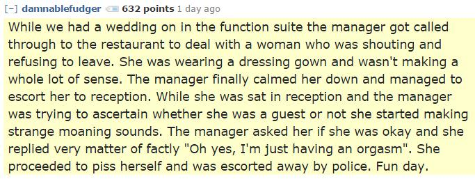 UNILAD orgasm6715 Hotel Employees Share Craziest And Most NSFW Things Theyve Witnessed At Work