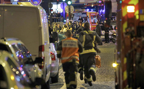 UNILAD paris explosion58259 ISIS Terrorists Who Attacked Paris May Have Been High On Terror Potion