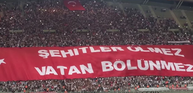 UNILAD turkey boo 310472 Did Turkish Football Fans Actually Boo Minute Of Silence For Paris?