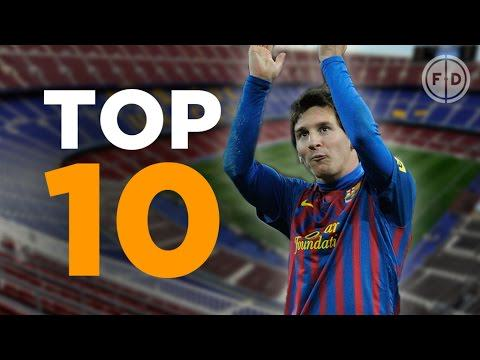 Watch: The Top 10 Moments that Made… Barcelona