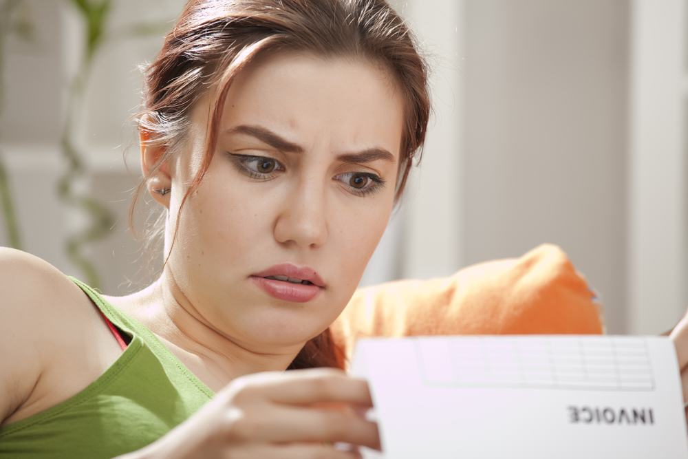 UNILAD woman reading letter9134 Guy Ruins Exs Life After She Fakes Pregnancy For Money