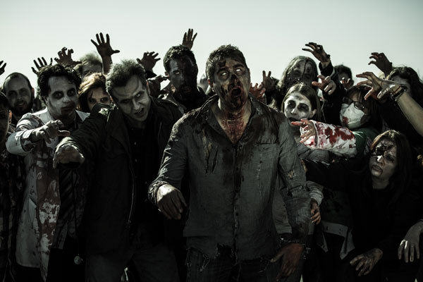 UNILAD zombies54895 This Is The Safest City To Live In When The Zombie Apocalypse Kicks Off