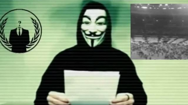 YouTube Anonymous Unveil New Weapon In War Against ISIS   Rickrolling