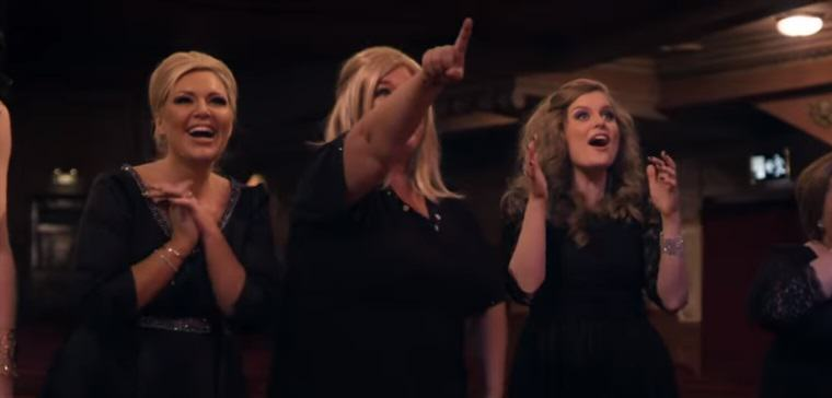 adele 8 Adele Disguises Herself As An Adele Impersonator, Fellow Adele Impersonators Freak Out