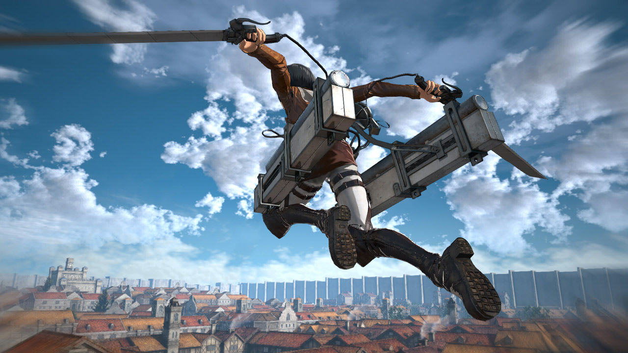 aot tgs footage Attack On Titan Release Date Confirmed Alongside Awesome New Trailer