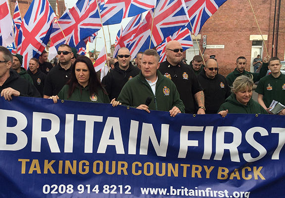 Britain First Call Facebook Fascist After Their Page Is Unpublished bf web
