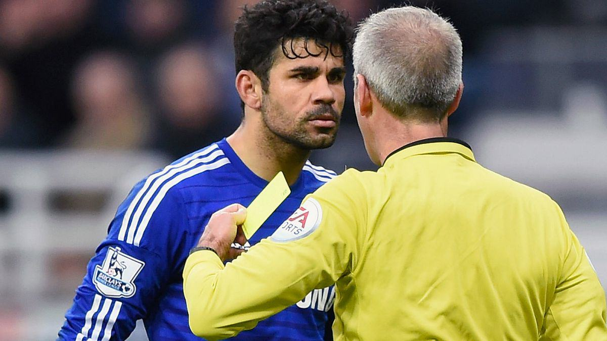 costa cunt The Ten Biggest C*nts In Football During 2015