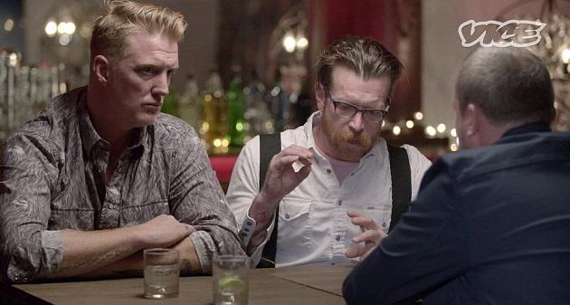 Eagles of Death Metal Speak Out About Bataclan Paris Attack eodm