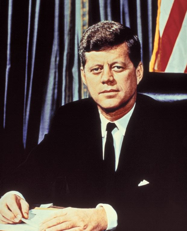 getty Woman Suing U.S Government For $10 Million Over JFK Assassination Footage