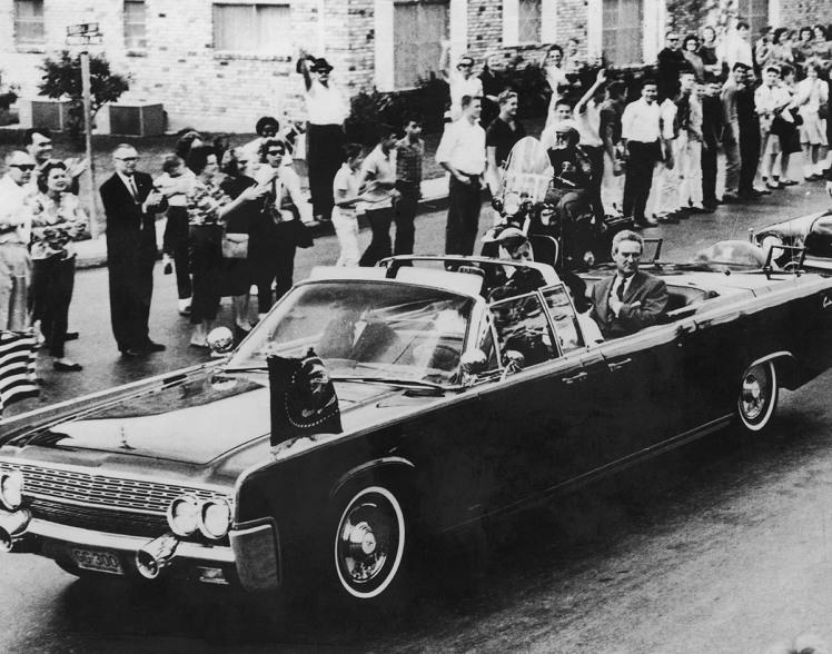 getty2 Woman Suing U.S Government For $10 Million Over JFK Assassination Footage