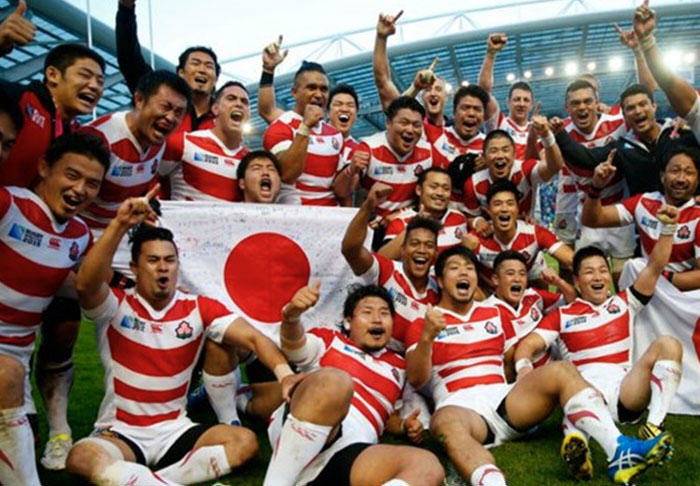 Ten Of The Best Sporting Moments Of 2015 japan2