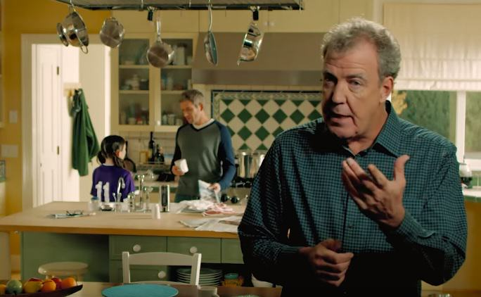 jeremy clarkson Amazon Demonstrate New Delivery Drones, But Were Not Sure