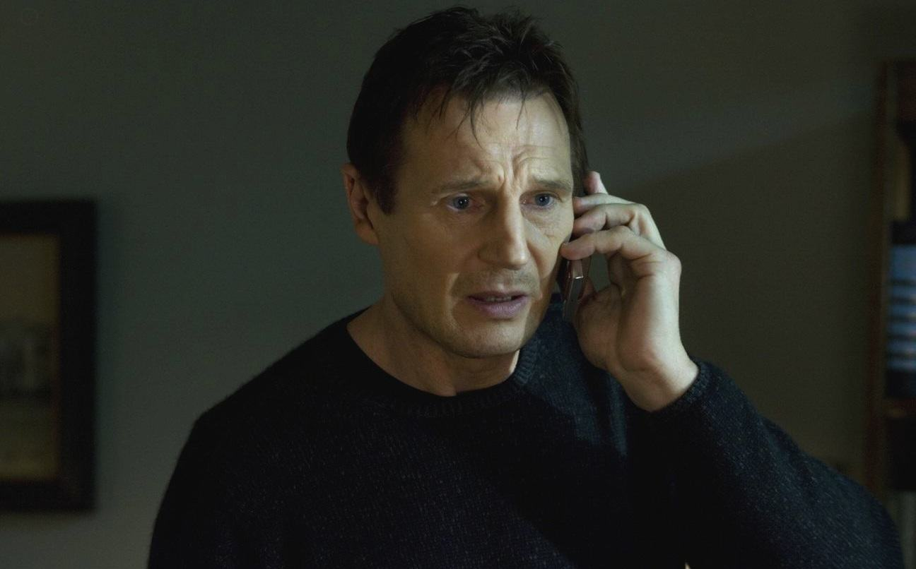 liam neeson taken will find you