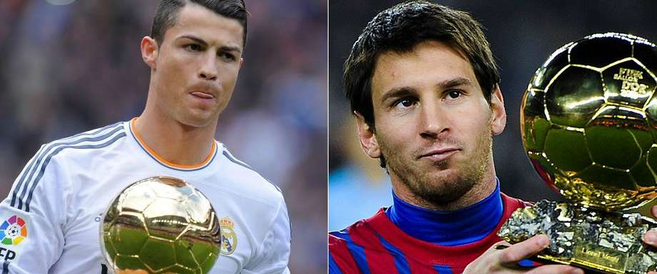 Five Times Messi Got The Better Of Ronaldo In 2015 messicr