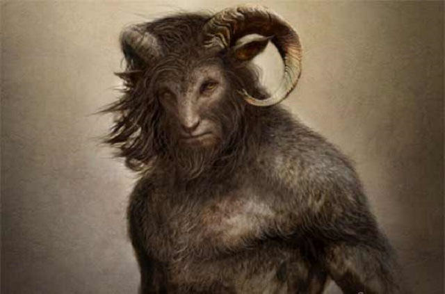 real goat man hybrid Internet Loses Its Mind Over Alleged Sightings Of Goatman