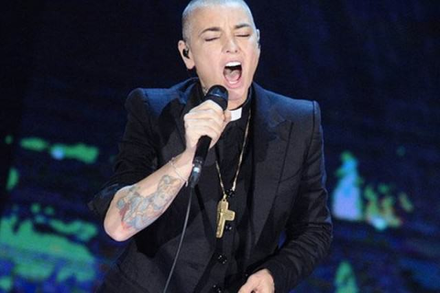 Sinead O'Connor Posts 'Suicide Note' To Facebook, Police Rush To Find Her
