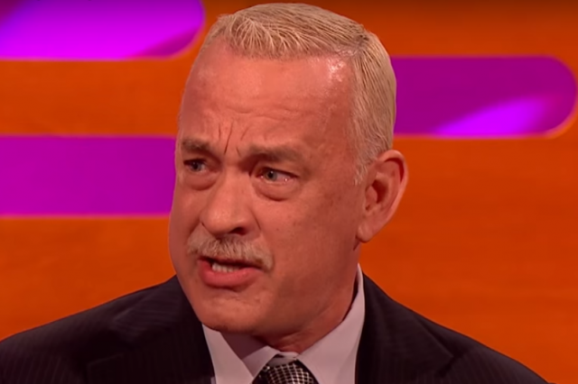 Tom Hanks Reveals Toy Story 4 Production Has Begun tom hanks 640x426