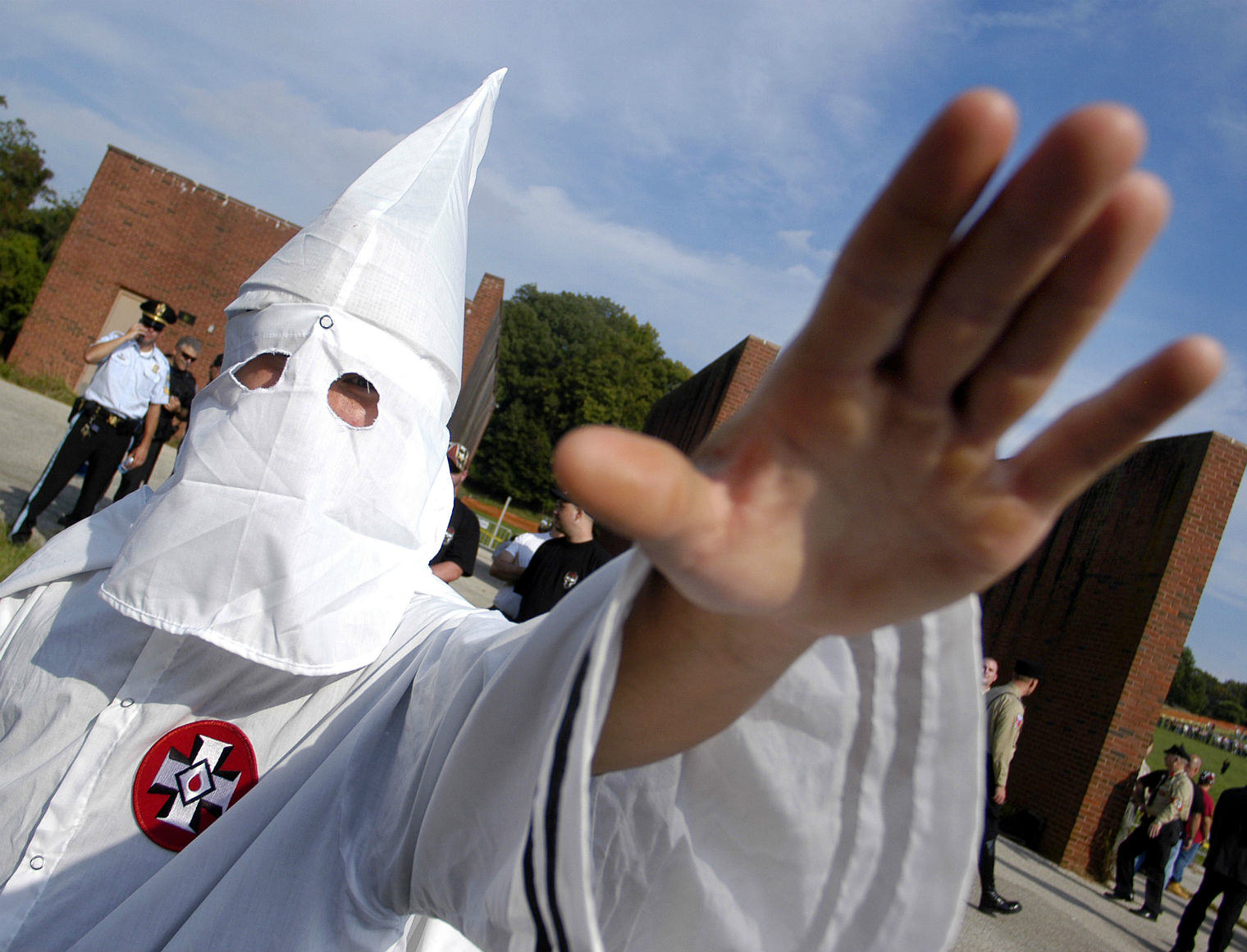 white terrorism 1 Heres How White Supremacists Are Bigger Threat To U.S. Than Islamists