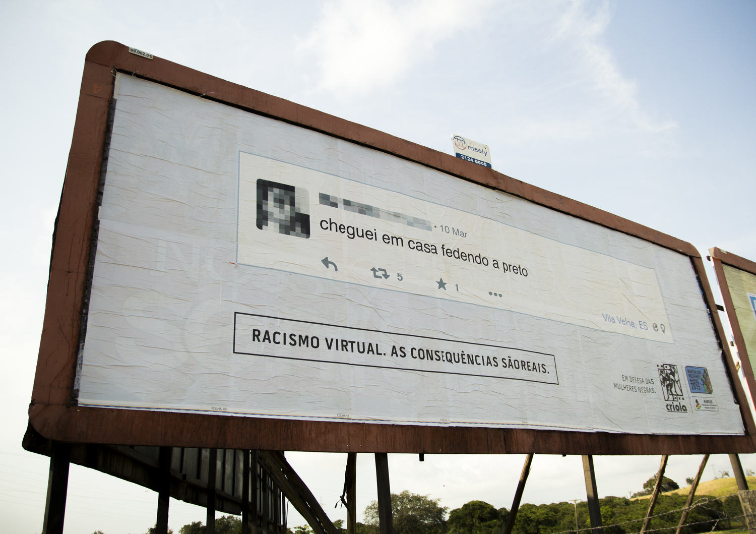 Facebook Racists Beware, Your Comments Could Soon Be Plastered Outside Your House 2