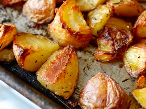 20111102 ultra crispy roast potatoes 3 Christmas Food Hacks That Will Impress Your Mates And Family