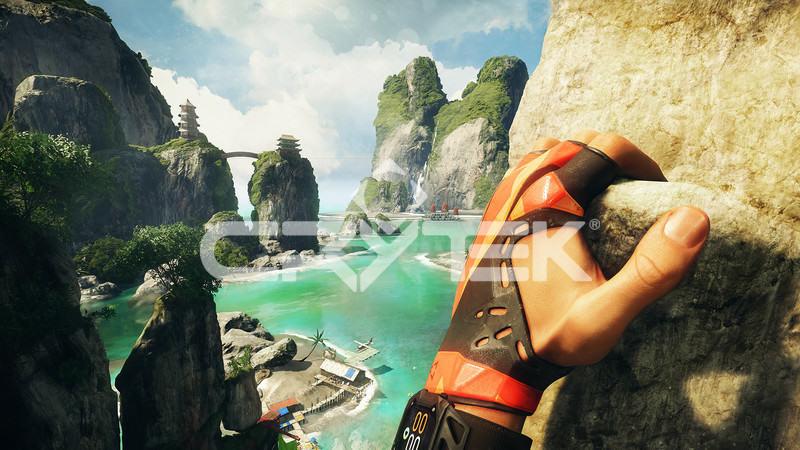 4111 display Crytek Announce Oculus Rift Title The Climb With New Trailer