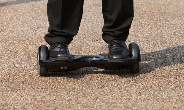 Dads Once Again Defeated By Technology As Christmas Hoverboards Fight Back 4648