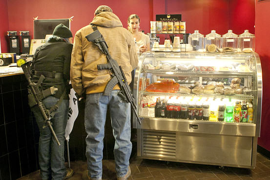 Texas Introduce Shocking New Gun Law, Theyve Officially Lost The Plot BN DB129 openca G 20140602173557