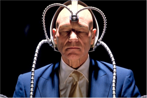 Cerebro dr charles xavier Guy Trolls 80 Year Old Woman, Ends Up On FBI Watchlist