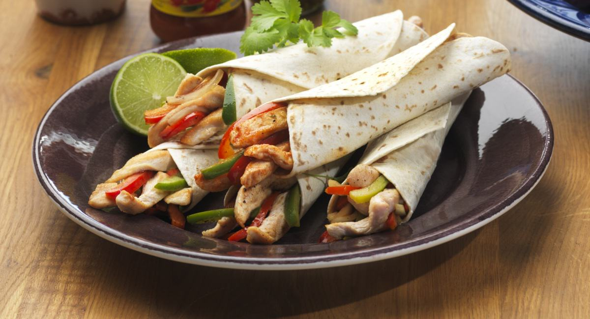 Easy Leftover Turkey Fajitas 16x9 Five Awesome Meals Your Xmas Leftovers Can Be Made Into