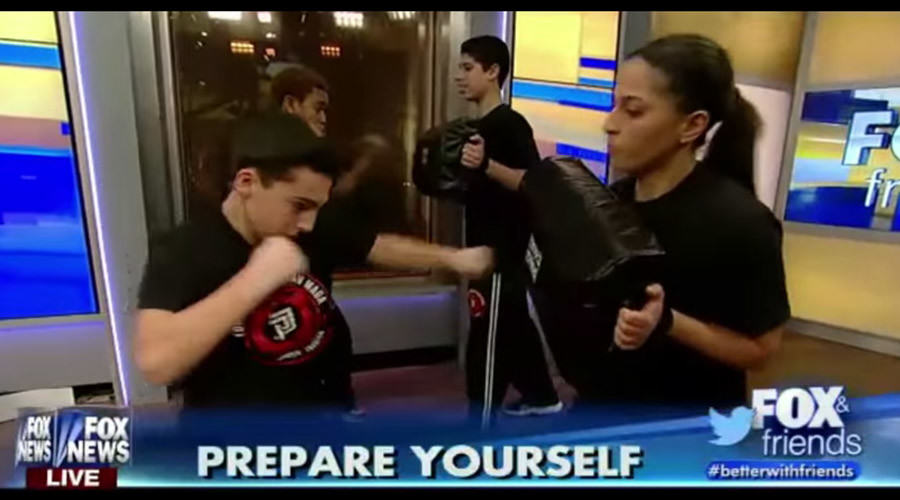 Fox News 1 Fox News Is Teaching Kids To Run Towards Gunmen, Yep, Seriously