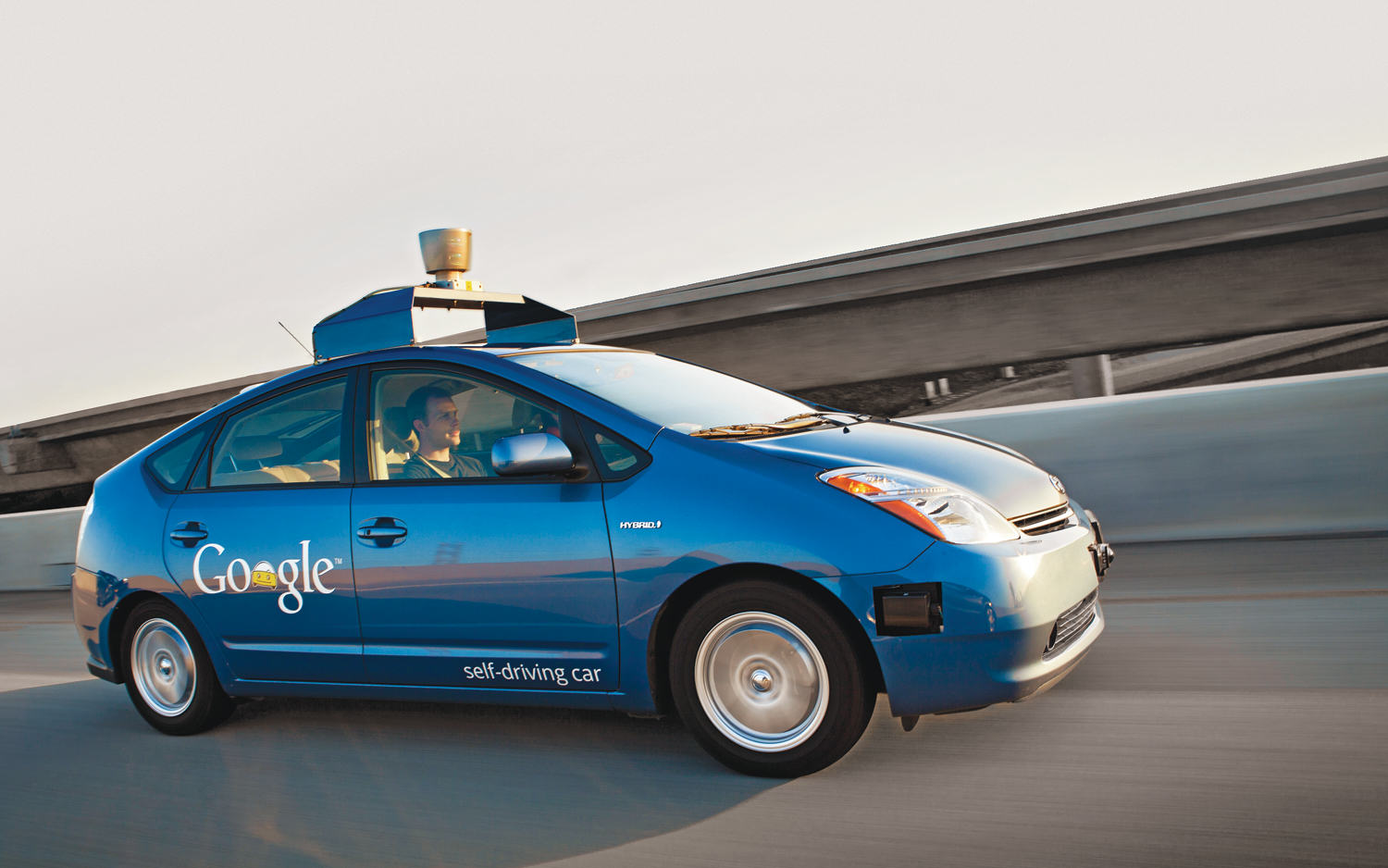 Self Driving Cars Cause Accidents Because Theyre Too Good At Driving Google Self Driving car
