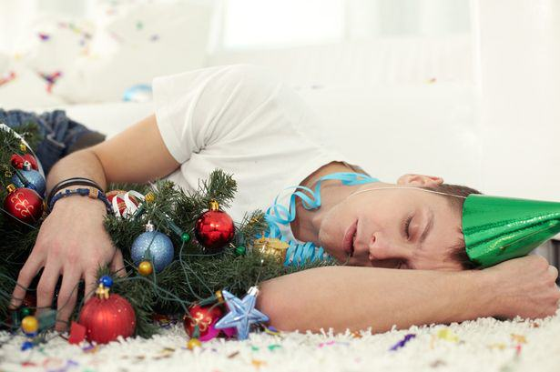 Man Sleeping Christmas Five Awesome Meals Your Xmas Leftovers Can Be Made Into