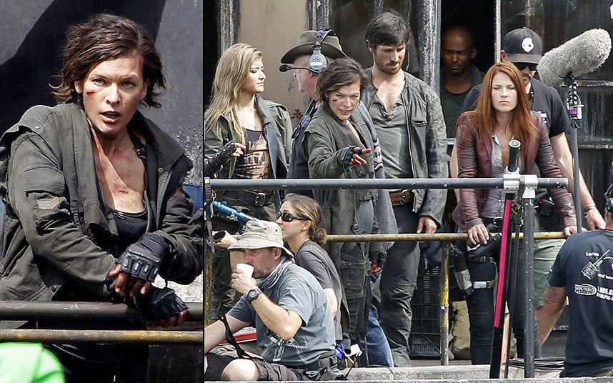 Milla Jovovich 3457098k Resident Evil Film Crew Member Killed In Tragic Accident On Set