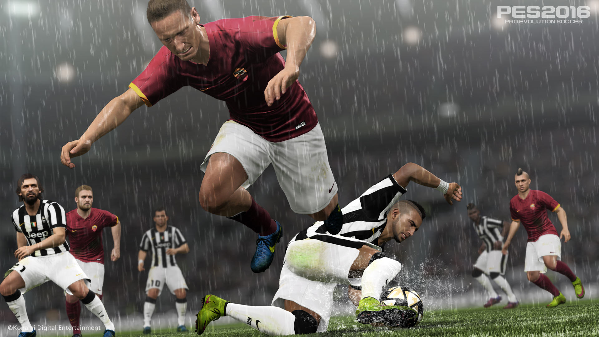 Konami Confirm PES 2016 Free To Play Coming Soon To Playstation PES2016 weather 01