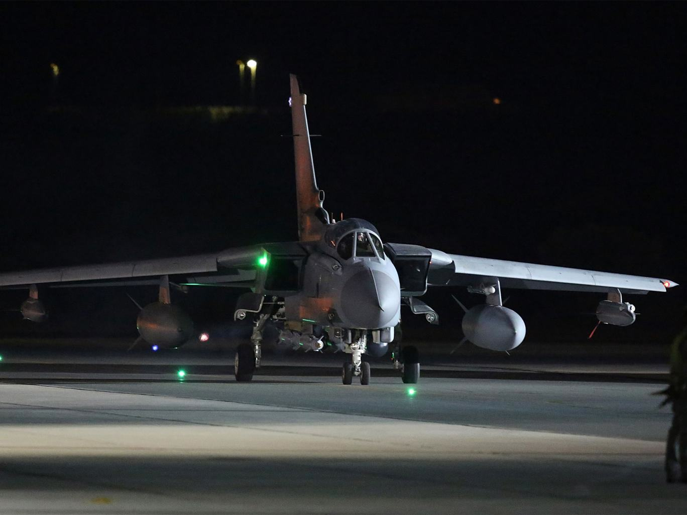 RAF Tornado Getty 0 RAF Launches First Airstrikes Against IS In Syria Hours After Vote Is Passed