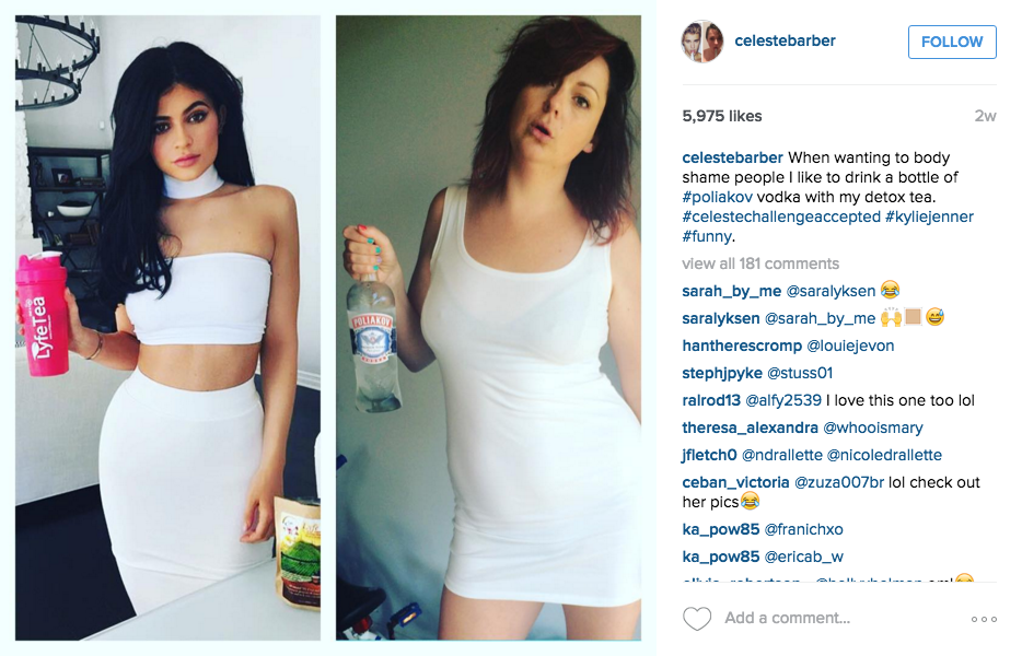 Screen Shot 2015 12 14 at 12.11.47 Australian Comedian Back With More Hilarious Instagram Photos Mocking Celebrities