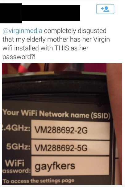 Screen Shot 2015 12 26 at 17.35.24 1 Internet Battle Rages After Shocking WiFi Password Discovered On Router