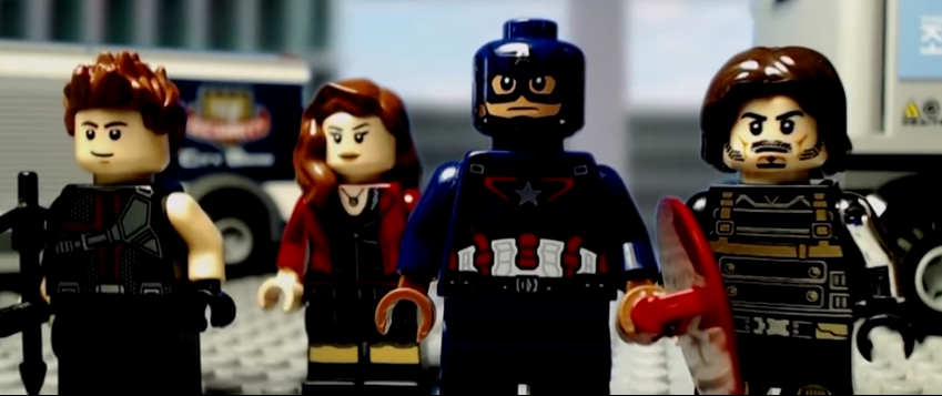 Screen Shot 2015 12 31 at 19.21.51 Captain America: Civil War Trailer Gets Lego Remake And Its Incredible