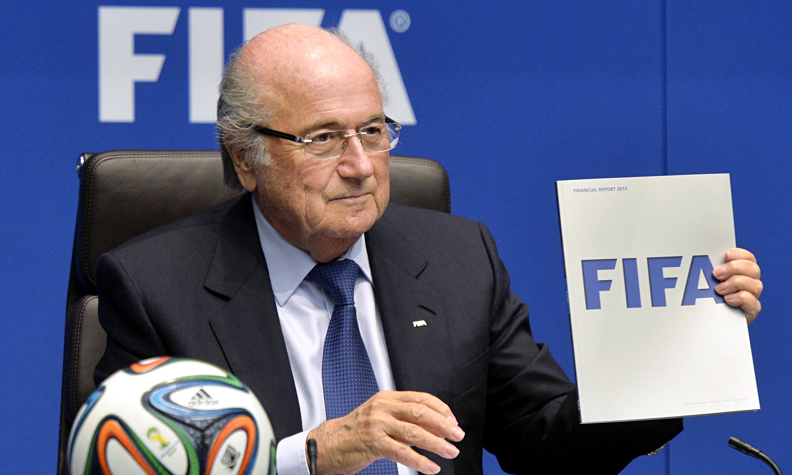 Sepp 1 Five Times The Beautiful Game Turned Ugly In 2015